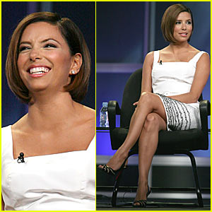 Eva Longoria is TCA Tempting