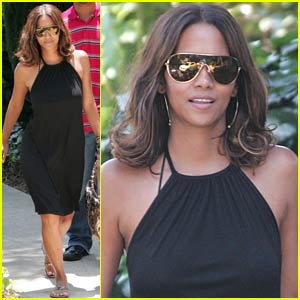 Halle Berry is a Cancer Fighter