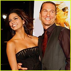 Levi Alves McConaughey -- Matthew McConaughey's Son!