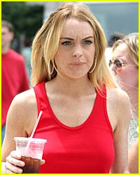 Lindsay Lohan is Back to Betty