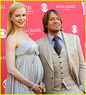 Nicole Kidman Welcomes Daughter Sunday Rose