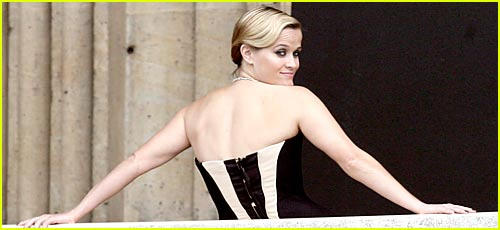 Reese Witherspoon is Testino Titillating