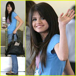 Selena Gomez Just Jets