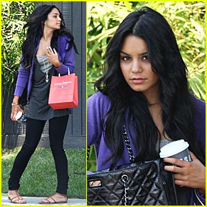 Vanessa Hudgens Models For Intelligentsia Coffee