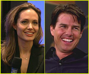 Angelina Jolie Replaces Tom Cruise in