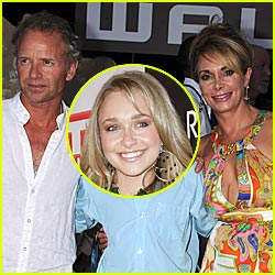 Hayden Panettiere's Dad Arrested For Assaulting Wife