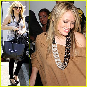 Hilary Duff is a Beso Babe