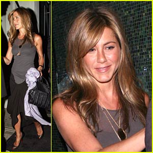 Jennifer Aniston Has A Foxtail