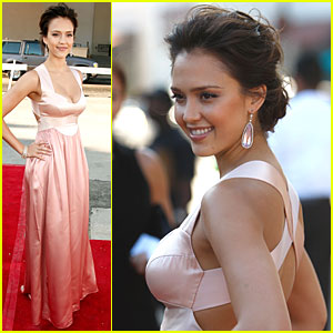 Jessica Alba - 2008 ALMA Awards
