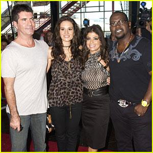 Kara DioGuardi's New American Idol Family