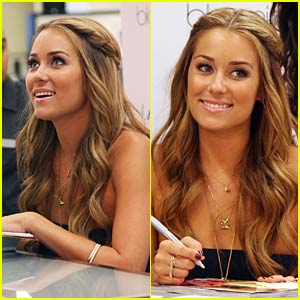 Lauren Conrad Bumps Bloomingdale's