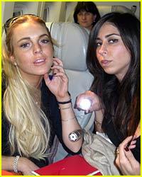 Lindsay Lohan's Pre-Ronson Lover?