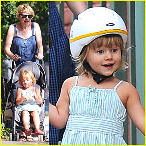 Matilda Ledger is a Tumblin' Toddler