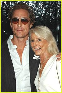 Matthew McConaughey's Mom: Dad Died Having Sex!