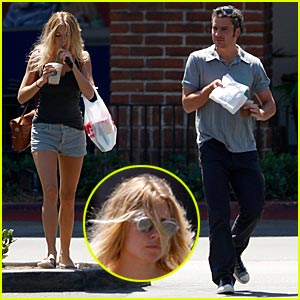 Sienna Miller & Balthazar Getty: Pharmacy Fill-Up!