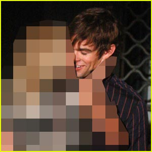 Chace Crawford Kissing Who???