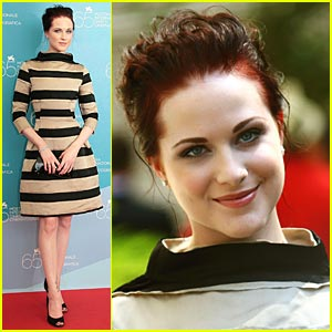 Evan Rachel Wood is Lanvin Lovely
