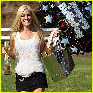 Happy Birthday, Heidi Montag!