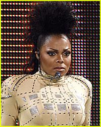 Janet Jackson Gets Hospitalized