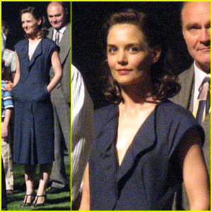 Katie Holmes: My Opening Night On Broadway