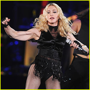 Madonna Brings Out the Big Guns
