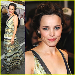 Rachel McAdams is The Lucky One