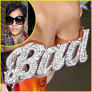 Rihanna Has