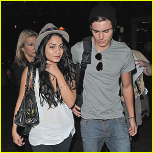 Vanessa Hudgens and Zac Efron Are Together Again!