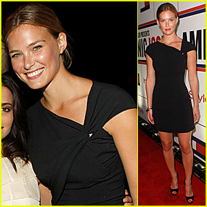 Bar Refaeli is Hilfiger Happy