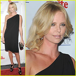 Charlize Theron Rocks The Kasbah