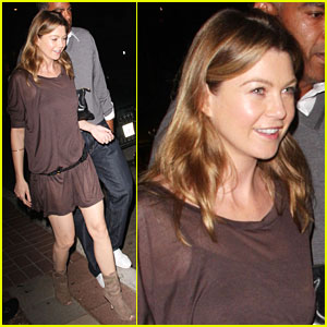 Ellen Pompeo Makes It To Madeo