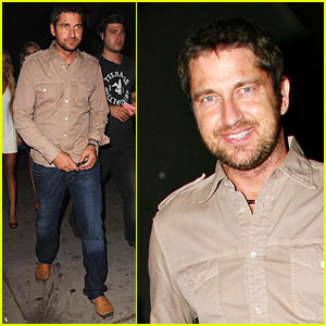 Gerard Butler: Crown Me!