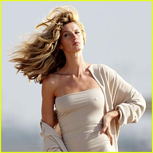 Gisele Bundchen: Wedding in the Works?