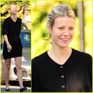 Gwyneth Paltrow Makes Nice With Moyles