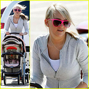 Jamie Lynn Spears: Maddie's Check-up!