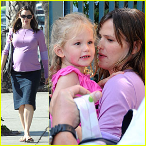 Jennifer Garner Eyes Ivy