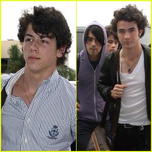 Jonas Brothers Talk