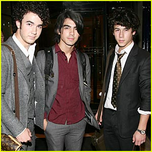 Jonas Brothers: Posh Has The Perfect Body