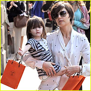 Katie & Suri: Matching Hermes Bags!