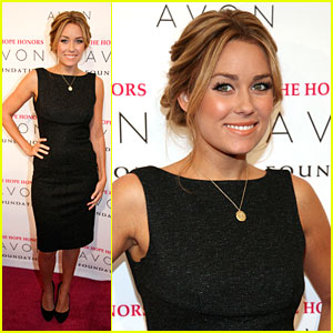 Lauren Conrad Honors Hope
