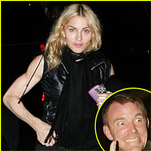 Madonna's Divorce: Official!