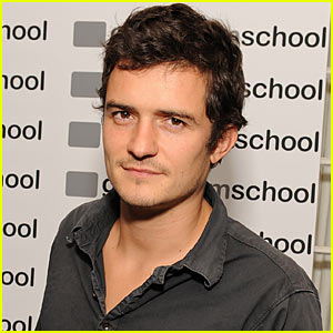 Orlando Bloom is Ghetto