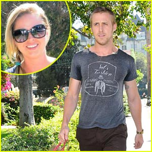 Ryan Gosling's Dog Walk