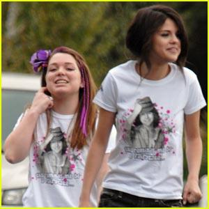 Selena Gomez: More Mitchel Musso!