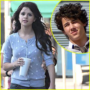 Selena Gomez: I'm Getting To Know Nick Jonas