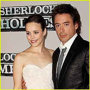 Robert Downey Jr. Talks Sherlock Holmes