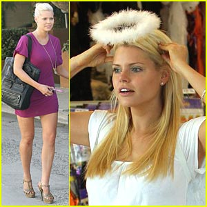 Sophie Monk is an Angel