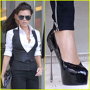 Victoria Beckham is High On Marc Jacobs