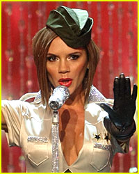 Victoria Beckham Really Rocks Fashion
