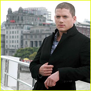 Wentworth Miller is a Beijing Boy